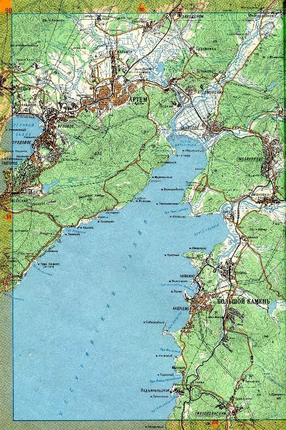 Карта камень на оби